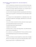THực trạng và giải pháp thu hút nguồn khách đến Khách sạn Thanh Lịch - 1
