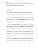 THực trạng và giải pháp thu hút nguồn khách đến Khách sạn Thanh Lịch - 5