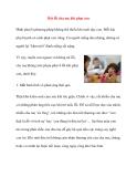 Bắt lỗi cha mẹ khi phạt con