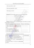 sách bài tập tiếng anh A2 hệ đại học từ xa học viện công nghệ bưu chính viễn thông phần 5