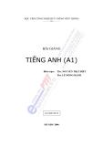 sách hướng dẫn tiếng anh A2  học viện công nghệ bưu chính viễn thông phần 1