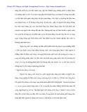 Ý kiến về kênh phân phối xe máy tại Cty COTIMEX - 2