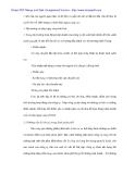 Ý kiến về kênh phân phối xe máy tại Cty COTIMEX - 7