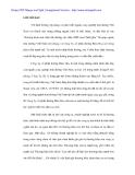 Giải pháp nâng cao giá trị thương hiệu đường Biên Hòa - 1