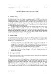 Giáo trình phân tích tài chính -  Bài giảng 6  MÔ HÌNH ĐỊNH GIÁ TÀI SẢN VỐN (CAPM)