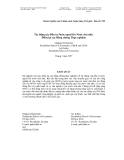 Ngoại thương: Thể chế và tác động -   Tác động của Đầu tư Nước ngoài lên Nước chủ nhà: Điểm lại các Bằng chứng Thực nghiệm