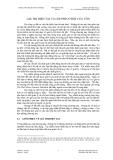 Giáo trình phân tích tài chính - GIÁ TRỊ HIỆN TẠI VÀ CHI PHÍ CƠ HỘI CỦA VỐN