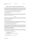 Phân tích Tài chính - Bài giảng 2  THỜI GIÁ TIỀN TỆ VÀ MÔ HÌNH CHIẾT KHẤU DÒNG TIỀN