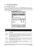 Giáo trình hướng dẫn phân tích quy trình sử dụng terminal service profile trong cấu hình account p10