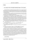 Bài giảng lý thuyết đồ thị - Chương 3