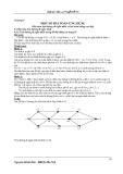 Bài giảng lý thuyết đồ thị - Chương 6