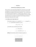 GIÁO TRÌNH LÝ THUYẾT ĐỒ THỊ - CHƯƠNG 2