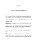 GIÁO TRÌNH LÝ THUYẾT ĐỒ THỊ - CHƯƠNG 4