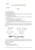 Cơ sở thiết kế máy - Phần 3 Các chi tiết máy đỡ nối - Chương 10
