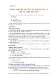 Cơ sở thiết kế máy - Phần 1 Những vấn đề cơ bản trong thiết kế máy và chi tiết máy - Chương 2