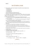 Cơ sở thiết kế máy - Phần 2 Truyền động cơ khí - Chương 4