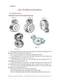 Cơ sở thiết kế máy - Phần 2 Truyền động cơ khí - Chương 5