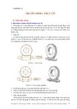 Cơ sở thiết kế máy - Phần 2 Truyền động cơ khí - Chương 6