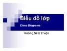 Bài giảng: Phân tích thiết kế hướng đối tượng - Biểu đồ lớp Class Diagrams