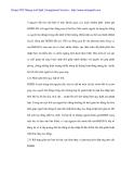 Thực trạng thu chi quỹ Bảo hiểm Xã hội huyện Giao thủy tỉnh Nam Định - 2