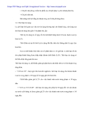 Tình hình kinh doanh và công tác quản trị các khoản phải thu tại Cty may Hòa Thọ - 2