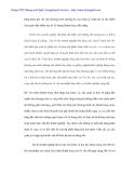 Những giải pháp phát triển thị trường sản phẩm nhựa đường của Cty Thương mại và xây dựng - 3
