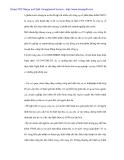 Báo cáo: Thực trạng và giải pháp nâng cao tính bắt buộc trong nghĩa vụ bảo hiểm của chủ xe cơ giới với người thứ 3 tại PJICO - 7