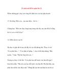25 cách nói để bé nghe lời