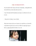 5 gợi ý xây dựng tự tin cho bé