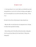 Kỷ luật bé 1-3 tuổi