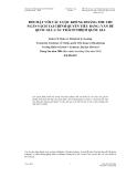 Đối mặt với các cuộc khủng hoảng ngân sách tại chính quyền tiểu bang: vấn đề quốc gia, các trách nhiệm quốc gia