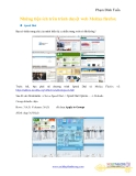 Những tiện ích trên trình duyệt web Moliza firefox