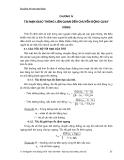Bài giảng an toàn giao thông - Chương 4