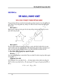 Đồ họa máy tính - Chương 5 Tô màu, Font chữ - Bài 15