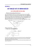 Đồ họa máy tính - Chương 4 Kỹ thuật xử lý hình khuất - Bài 12