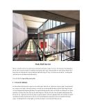 Vray trong 3D Max - Study Hall Interior