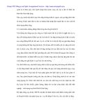 Chính sách tiền tệ và phương thức vận hành các chính sách tiền tệ của Ngân hàng nhà nước Việt Nam - 2