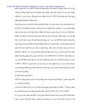 Chính sách tiền tệ của ngân hàng trung ương và vận dụng với lạm phát ở Việt Nam - 3