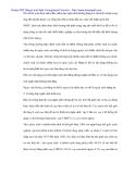 Chính sách tiền tệ của ngân hàng trung ương và vận dụng với lạm phát ở Việt Nam - 6