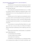 Chính sách tiền tệ của ngân hàng trung ương và vận dụng với lạm phát ở Việt Nam - 8