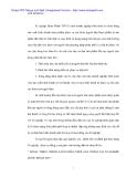 Hoàn thiện chính sách phân phối sản phẩm tại Xí nghiệp dược phẩm TW5 - 1