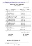 Khảo sát thực tế kế tóan bán hàng và xác định kết quả kinh doanh tại Cty Tam Kim - 7