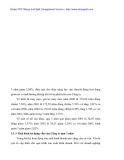 Nghiên cứu hoạt động Marketing bán hàng tại Cty vật tư nông nghiệp Hà Nội - 4