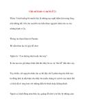 Giải mã hành vi của bé (P.2)