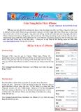 Cẩm Nang Kiến Thức IPhone