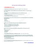 Đề thi giao dịch viên MB bank 7/9/2010