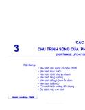 Bài giảng công nghệ phần mềm - Chương 3