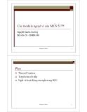 Bài giảng vi điều khiển - Bài số 6