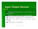 Cấu trúc Máy tính và Lập trình Assembly - Chương 5