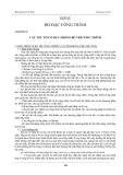 Bài Giảng Môn Trắc Đạc - Chương 10